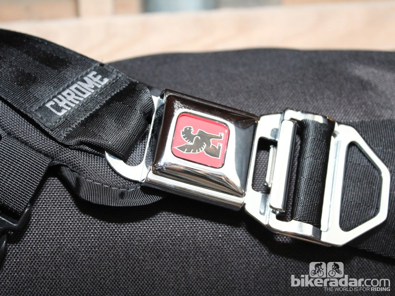 The Chrome buckle was born of necessity - and resourceful, durable design remains integral to the brand today