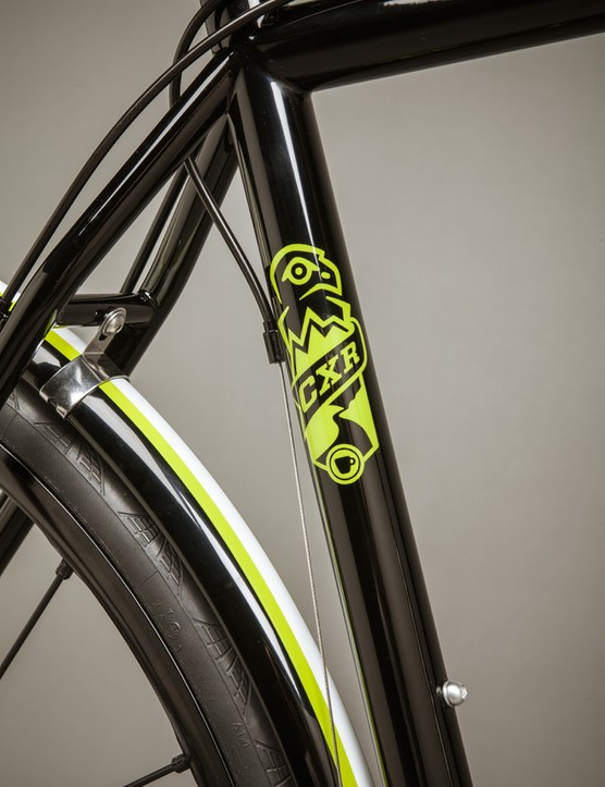 Cascade and Seven designed the geometry based on scores of customer bike fits over the yeras