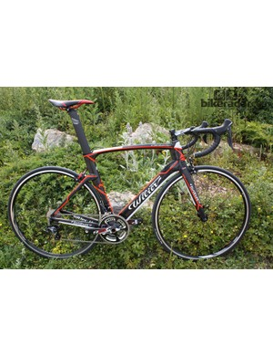 The Wilier Cento1Air Ultegra 11 is set to retail for £3,750