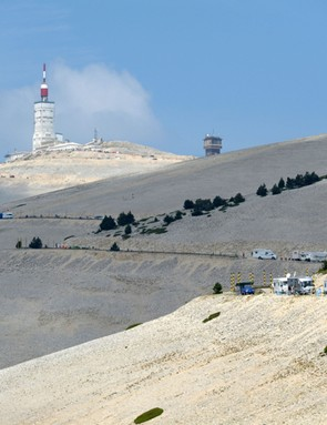 Mont Ventoux has hosted many a dramatic stage finale of the Tour de France