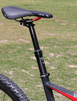The S-Works, Expert EVO Carbon and Expert Carbon all come equipped with Specialized's new Command Post IR