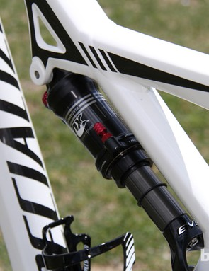 All Cambers use Fox shocks with Specialized's Auto Sag feature