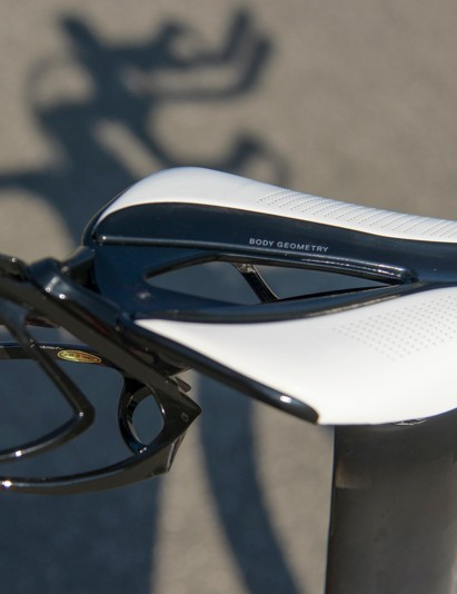 Specialized introduced the Sitero saddle earlier this year
