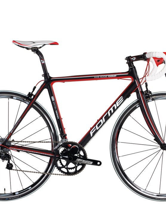 Win a Forme Axe Edge Comp 2013 road bike and raise money for Breakthrough Breast Cancer
