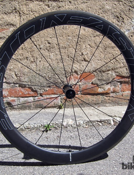 Easton recently debuted the EC90 Aero 55 carbon clinchers - a sub-1,600g wheelset with a 55mm-deep and very wide rim plus certified Road Tubeless compatibility