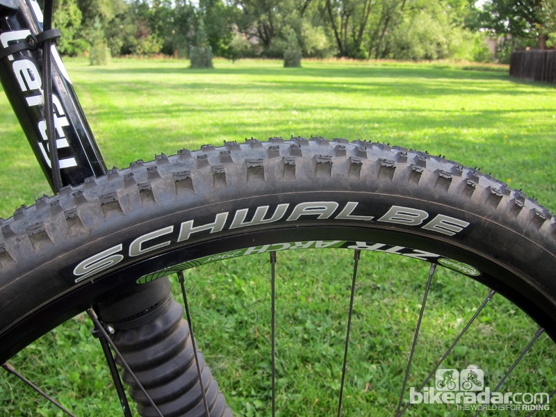 Stan's NoTubes was an early pioneer in converted tubeless setups and the company's rims are still among the easiest to set up - not to mention some of the lightest available
