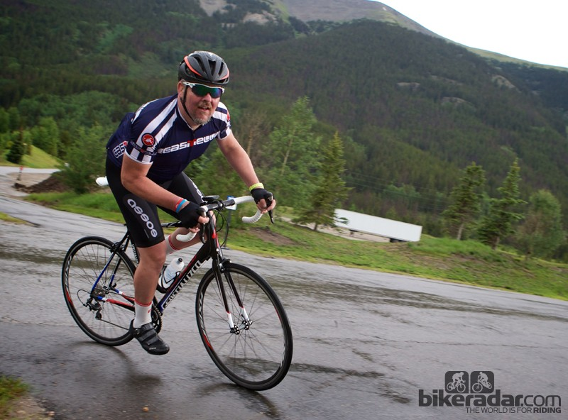 The 2014 Specialized Allez Race is a bike we'd recommend to the aspiring racer