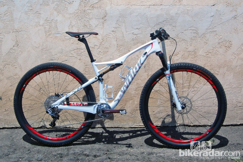 bada68ee3 The new 2014 Specialized S-Works Epic World Cup is a more aggressive  version of