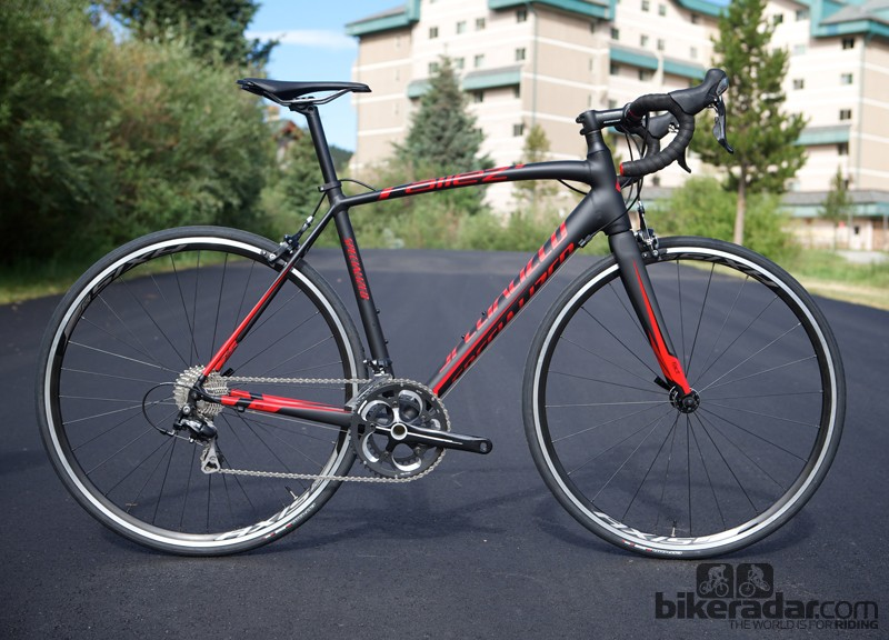 Specialized Allez Race - first ride - BikeRadar