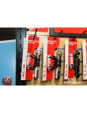 New Airtool mini-pumps also double as CO2 inflators