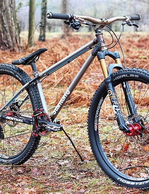 This particular Stanton 4X is Luke Limbrick's personal ride