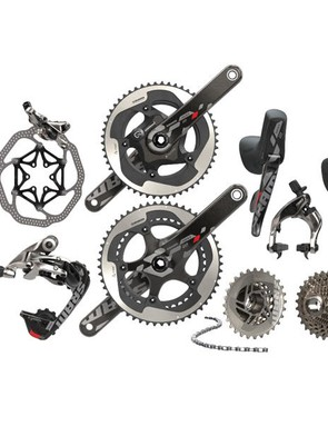 Win a SRAM Red 22 groupset with Cyclingnews' Tour Tracker app