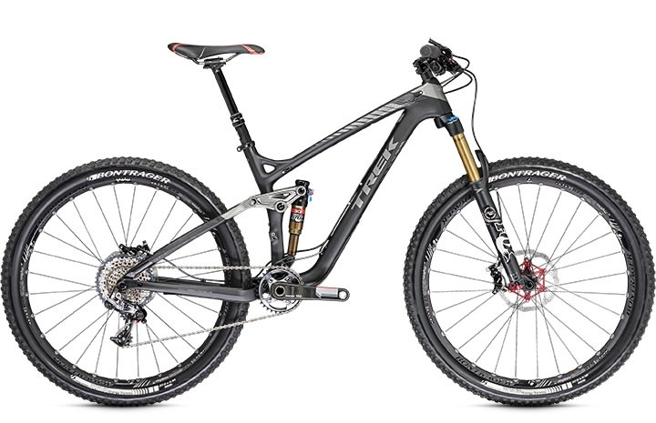 In addition to the 29er model we previewed earlier this summer, the 2014 Trek Remedy will also come in a 650b version