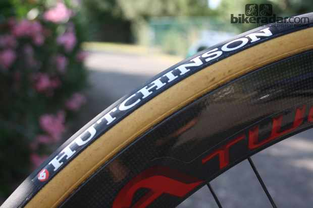 The Hutchinson Boyau Siffleur tubular – only for use on extra special occasions