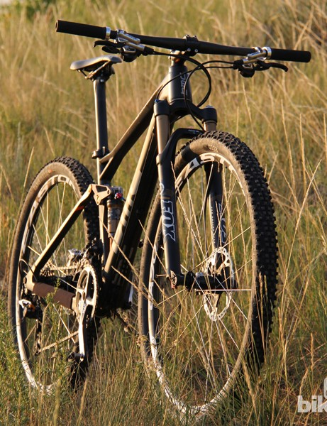The BMC Fourstroke FS01 29 is expensive, stiff and more versatile than many other cross-country race bikes