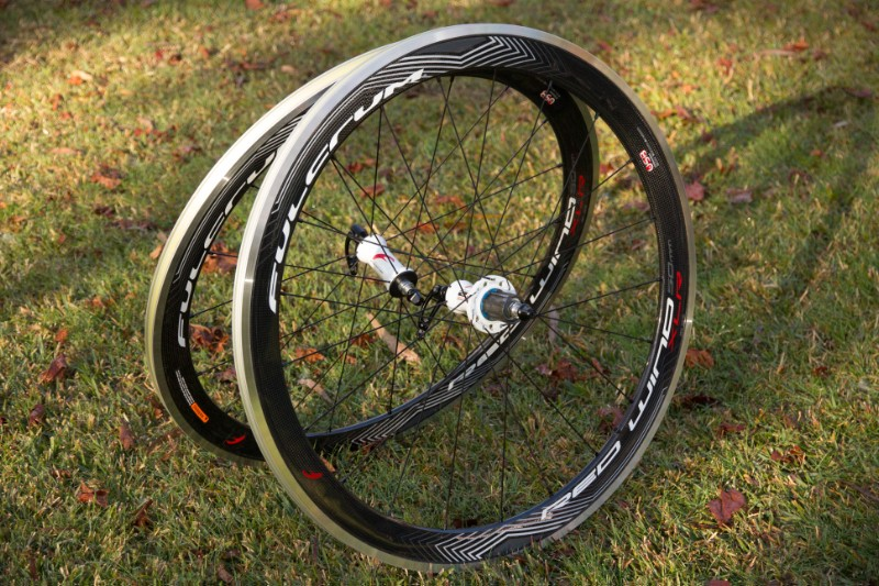 Fulcrum Red Wind XLR USB wheelset