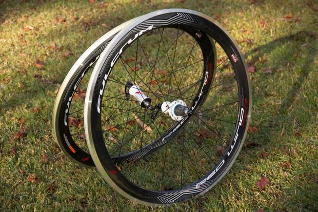 Fulcrum Red Wind XLR USB wheelset