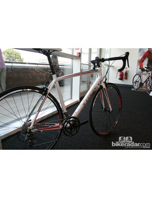 £600 (US pricing TBA) will get you a lot of Trek in 2014, in the shape of the 1.1 with its aluminium frame and carbon fork