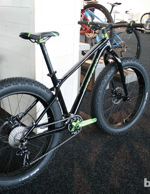 The fun-looking Farley fat bike is now available for £1,700 (US pricing to be announced). We're not sure how many it will sell but it turned plenty of heads at the Trek launch