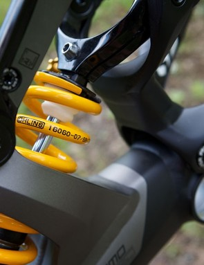 To ensure tuning is precise, Öhlins will offer springs in 23lb increments