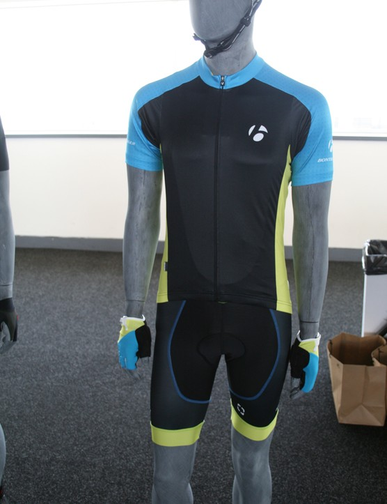 Trek have introduced a new fabric, PROFILA, which they say offers great wicking abilities as well as comfort. The material is being used across much of the 2014 range