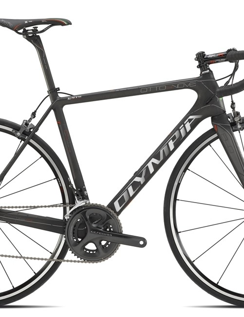 The Olympia 849 with Shimano Ultegra