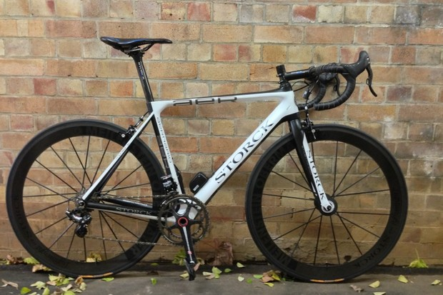 The Storck Aernario ready for action