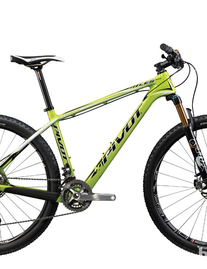 For 2014 the LES will also be available in a 650b (27.5in) version