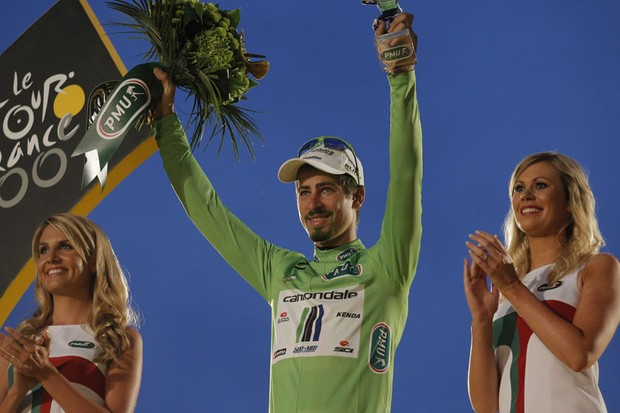 Tour de France green jersey winner Peter Sagan will compete in the Prudential RideLondon-Surrey Classic