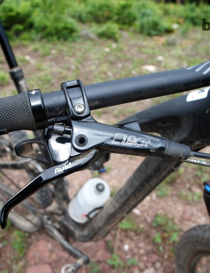 The new four-piston Avid Elixir 7 Trail brakes incorporate many of the same features as the popular XO Trail brake at a more afforable price