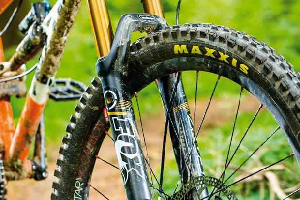 Fox 34 TALAS 26 fork 2014 - BikeRadar