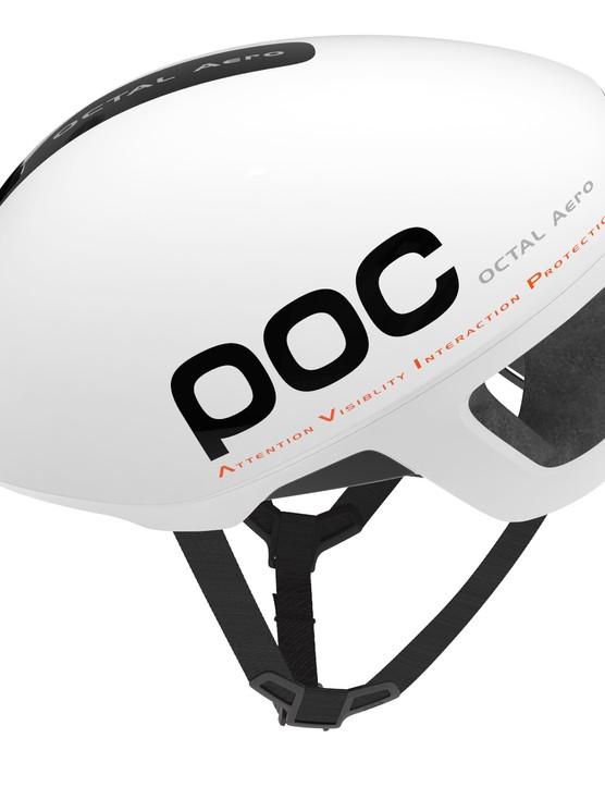 POC Octal aero white
