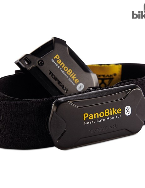 Topeak PanoBike HR strap and speed/cadence monitor