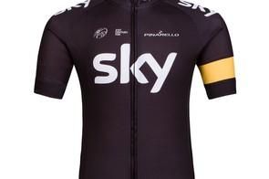 The Rapha Victory jersey celebrates Team Sky's second overall Tour de France triumph