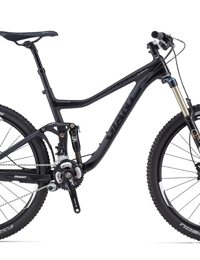 The Trance Advanced 27.5 1 comes equipped with a full Shimano XT 2x drivetrain with XT brakes and Fox front and rear suspension. It retails for US$5,350 (UK pricing TBA)