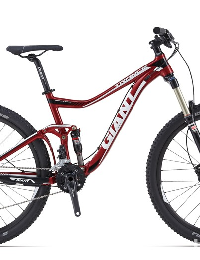 The Trance 27.5 3 retails for US$2,125 (UK prices TBA) and has Shimano Deore components and a RockShox Sektor fork