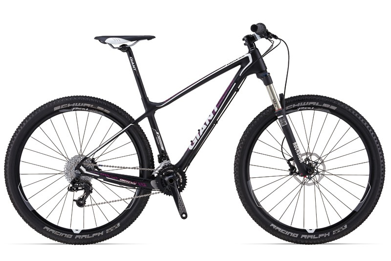 The Liv/giant Obsess is a 650b carbon hardtail designed to meet the demands of World Cup racers such as Marianne Vos