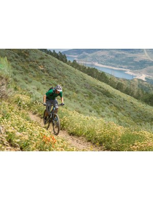 We spent two days riding the Trance Advanced 27.5 0 on the fast and generally flowy trails above Deer Valley, Utah