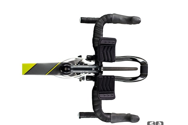 Giant Connect SL U-Bend clip-on aero bar