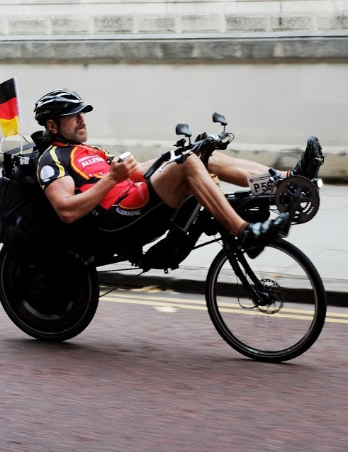 Almost 1,000 riders took part in the 2013 London Edinburgh London, on anything from regular carbon road bikes to disc-wheeled recumbent bikes