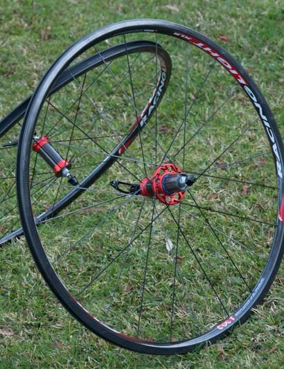 The Fulcrum Racing Light XLR wheelset
