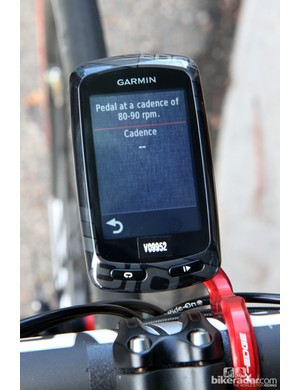 The step-by-step Garmin Vector instructions are easy to understand