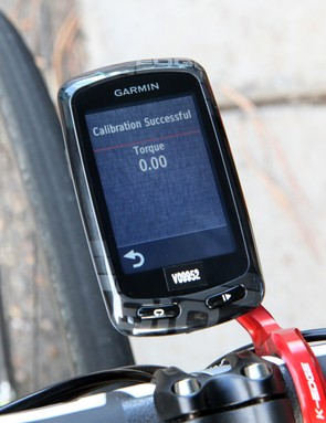 Once the calibration process is complete, the Garmin Vector system returns a confirmation and you're ready to go. Updates for the pedals can be performed wirelessly using an ANT+ computer dongle (included), and the firmware of compatible Garmin Edge computers can easily be updated as necessary