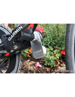 The attached electronics pod looks vulnerable and flexy but is actually quite well protected and feels surprisingly stout. If it is somehow damaged, though, Garmin will offer replacements for a reasonable US$70 per pair (rough cost, official and UK prices TBA)