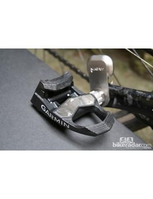 Garmin Vector power meter pedal