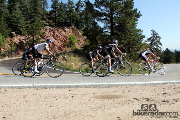 Five testers, including a former pro, put the seven bikes through their paces