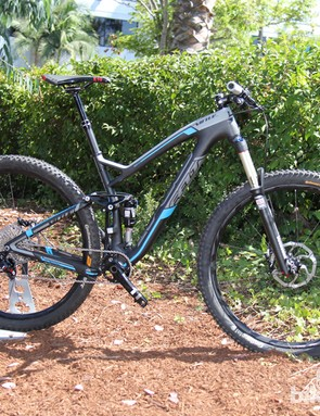 The 2014 Virtue Nine 1 is the top bike in the five-model line