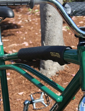 The Felt Rail 29 is equal parts retro cruiser and old-school BMX