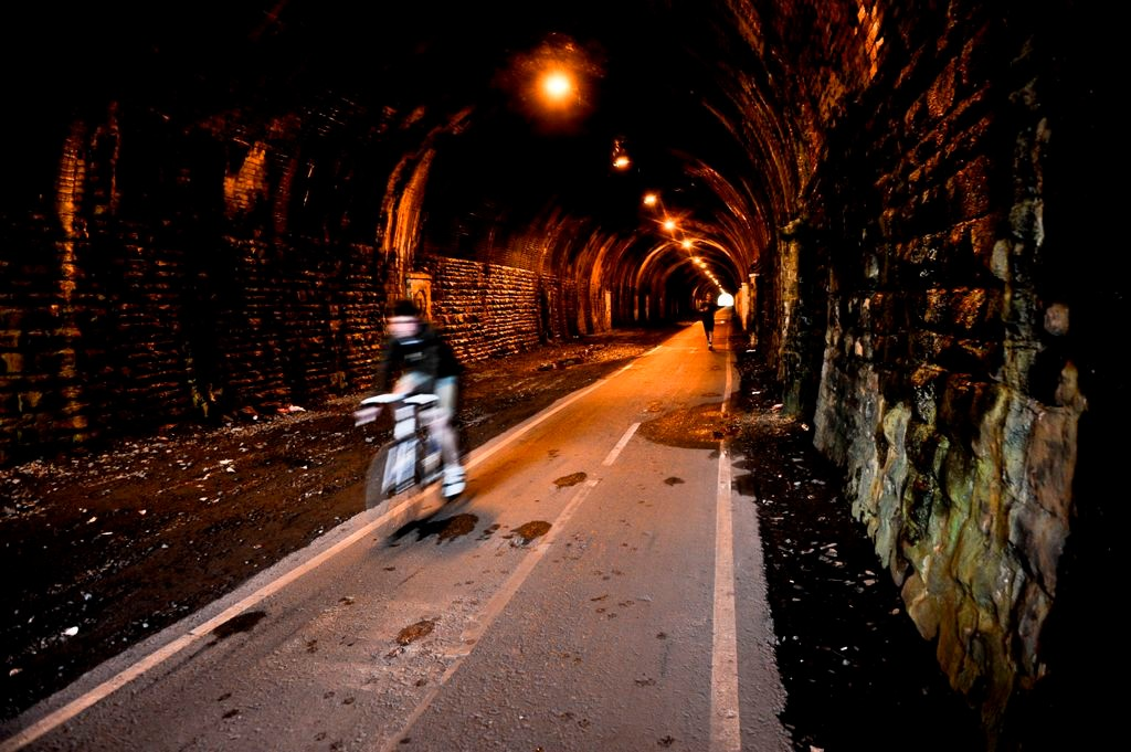 More disused tunnels, such as the Staple Hill route on the Bristol-Bath bike path, could be reclaimed for cyclists