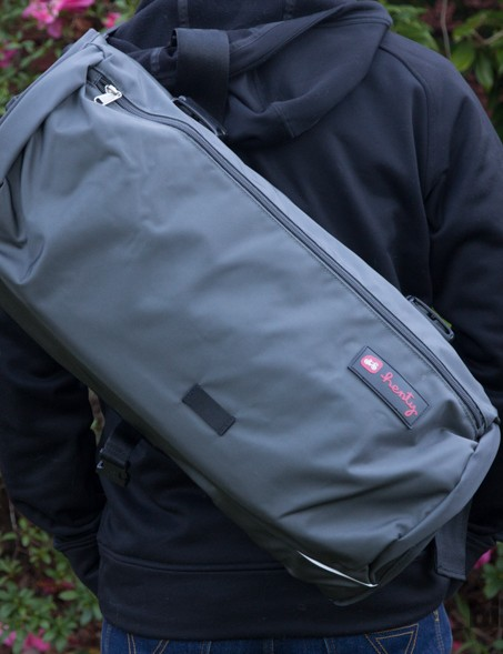 The Henty Wingman sits across the back. A narrower version is also available